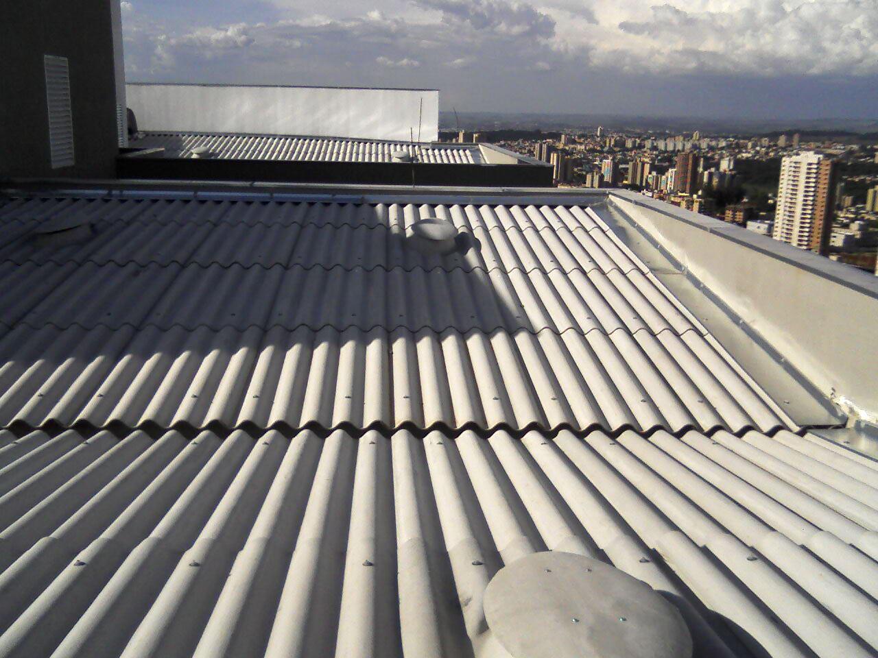Telhado para edificios