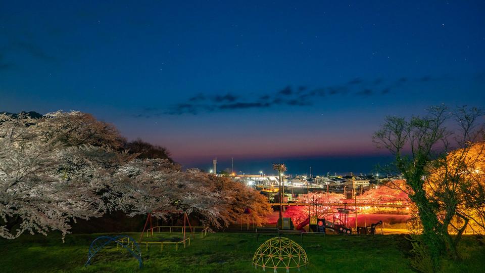 名引山公園