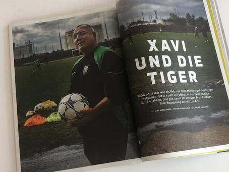 Шави и Тигрите: Един ден с футболиста Бойко Борисов
