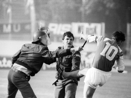 Dinamo Zagreb v Red Star: did the game in May 1990 start the Yugoslav war?