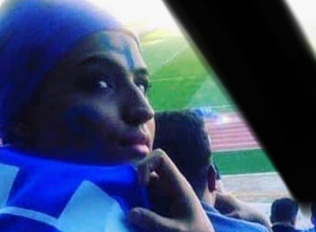 'I can't make sense of a world in which women are not allowed to attend football games'