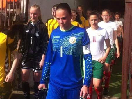 Националката Виктория Димова: Понякога женският футбол е по-атрактивен от мъжкия!