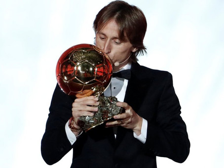 'Luka Modrić deserved the Ballon d'Or, but his status of a role model has been compromised'