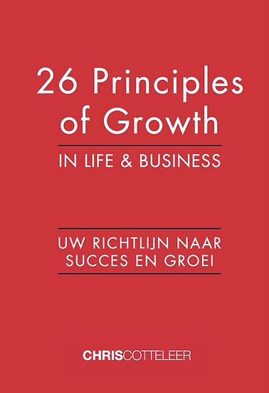 26 Principles of Growth