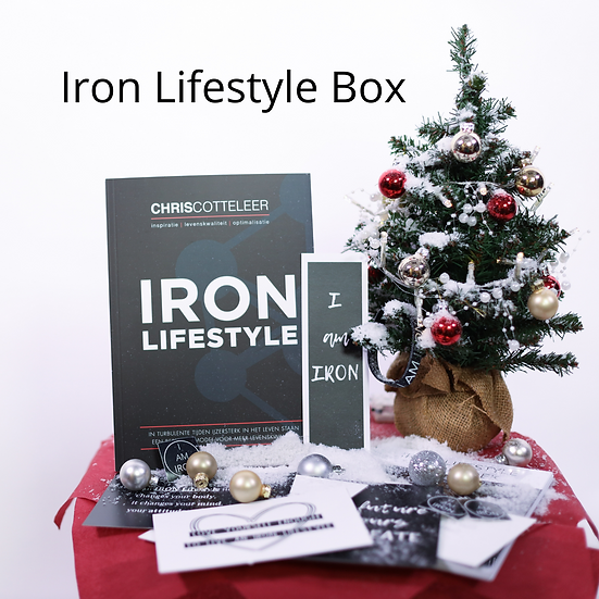 Iron Lifestyle Box