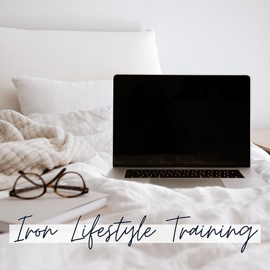 Iron Lifestyle Training
