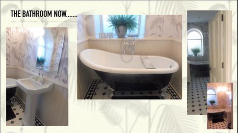 Client Transformation of Bathroom