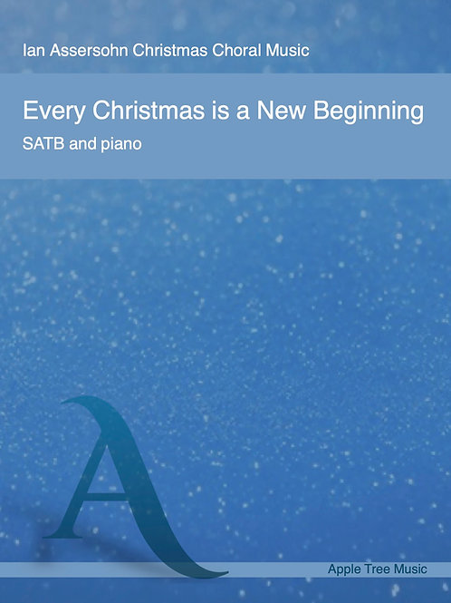 Every Christmas Is a New Beginning