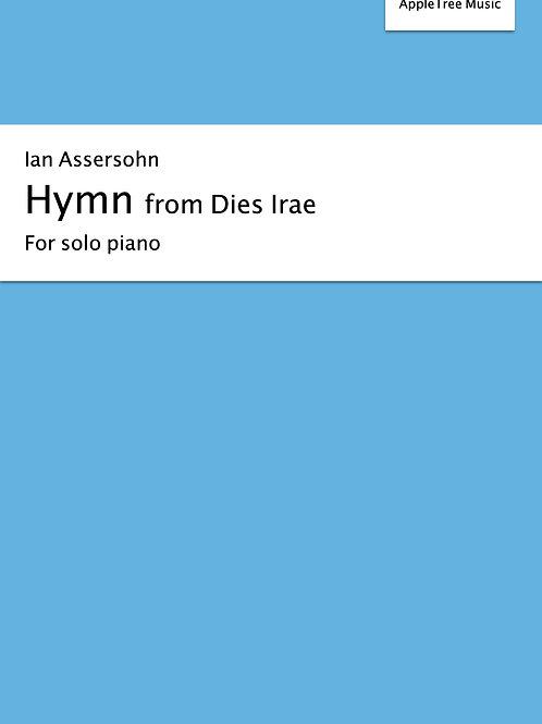 Hymn for solo piano