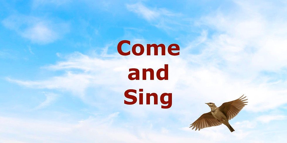 Come and Sing The Lark Ascending