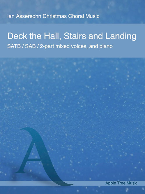 Deck the Hall, Stairs and Landing
