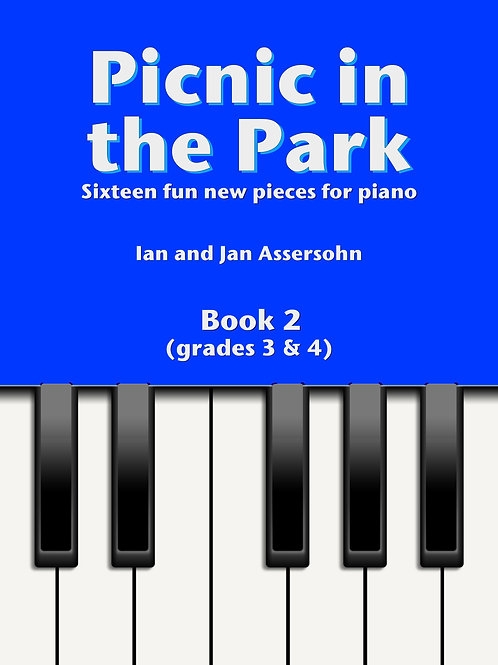 Picnic in the Park book 2