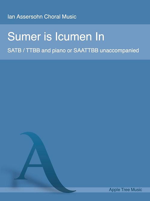 Sumer Is Icumen In