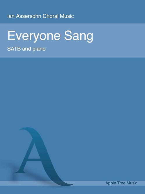 Everyone Sang