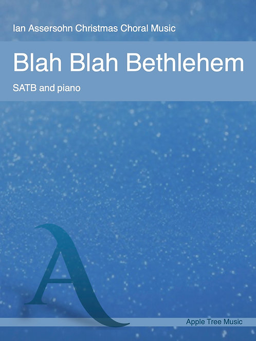 Blah Blah Bethlehem