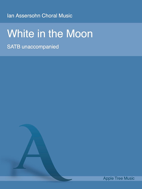 White in the Moon