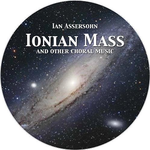 Ionian Mass CD