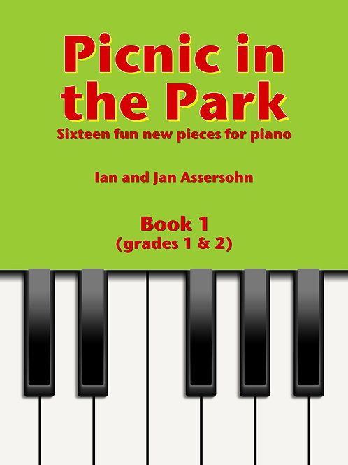 Picnic in the Park book 1