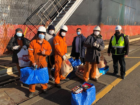 GiveBIG for Seattle's Seafarers!