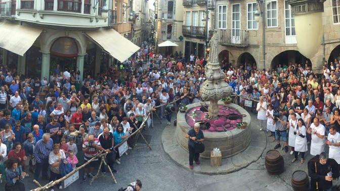 Lugo Monumental no llevará a cabo el ''Milagro de San Vicente'' y exige medidas contra el botellón
