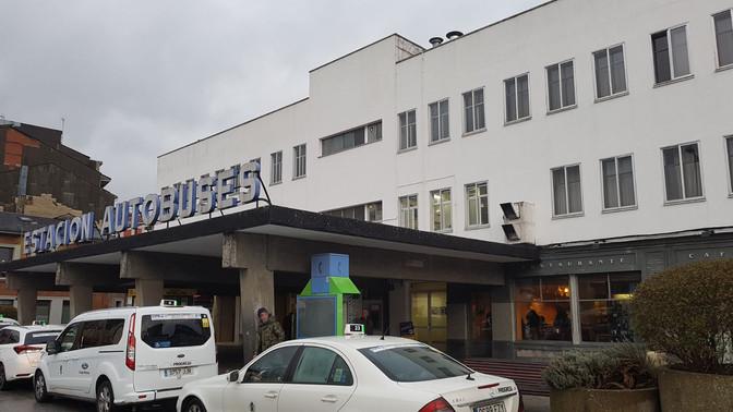 Lugo Monumental se opone al traslado de la estación de autobuses