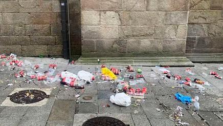 Lugo Monumental denuncia la criminalización del ocio nocturno seguro