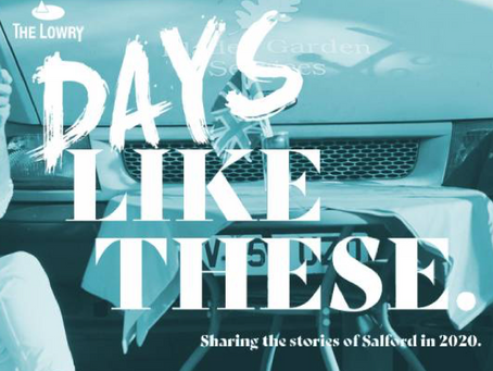 Ben Ark selected for 'Days Like These', a major online art exhibition