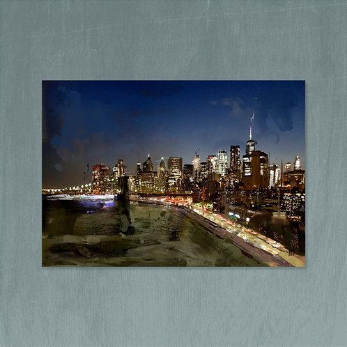 Resolute - New York Skyline