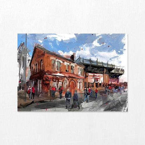 The Albert - Anfield Stadium