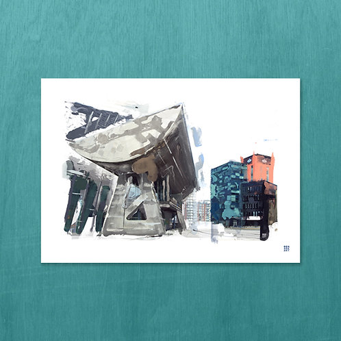 Salford's Guggenheim - The Lowry