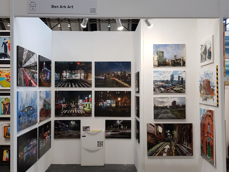 Manchester Art Fair 2019 - Thanks for all the support