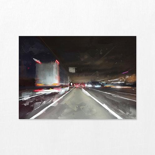 I lost my way - Roadscape