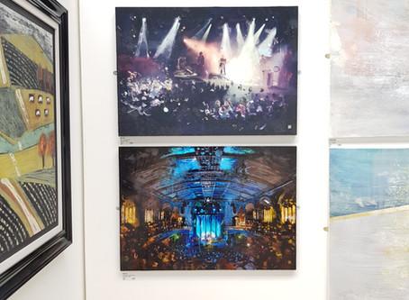 Exhibiting at Liverpool Art Fair