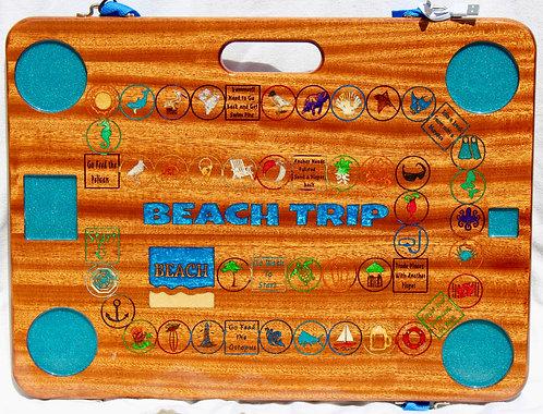Beach Trip Game