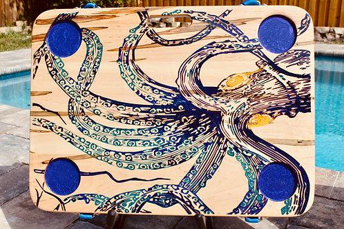 Octopus on Ambrosia Maple