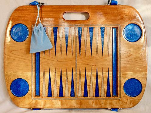 Backgammon Game - Cherry