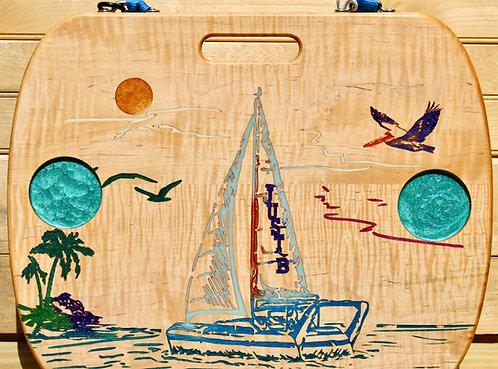 Sailing Away - Just B Sailboat