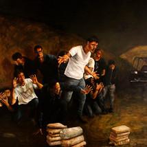 La noche del 26 de septiembre. Ayotzinapa