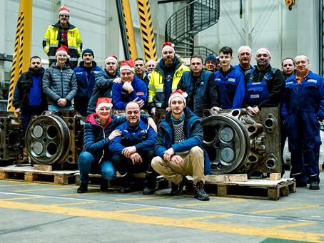 Rehder Engine Repairs wünscht eine schöne Weihnachtszeit!
