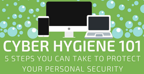 Cyber Hygiene 101: 5 Steps for Protecting Your Personal Security