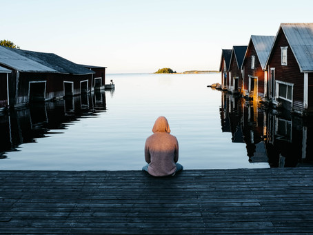 Luchando con la soledad?