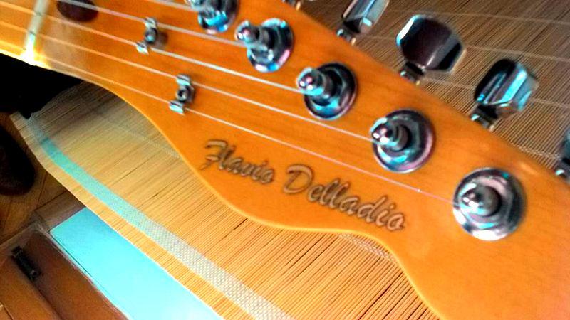 Chitarra Flavio Delladio