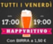 birra, happy hour, trento, trentino