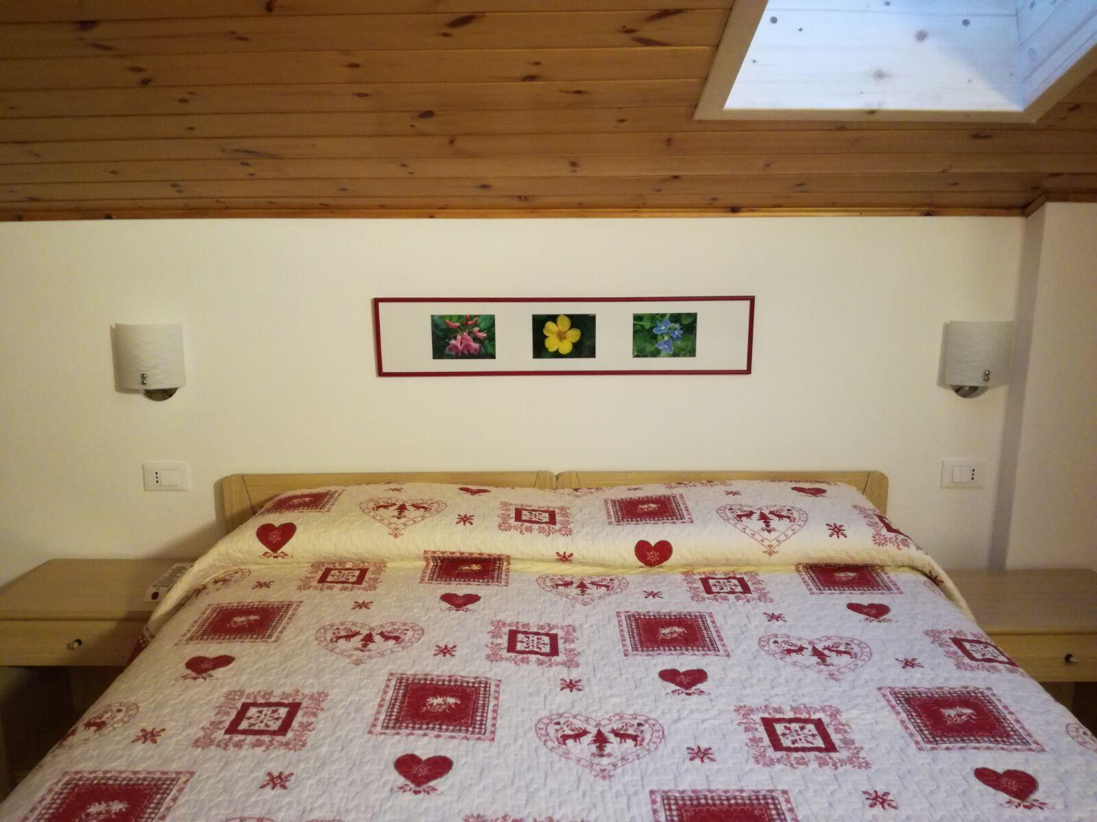camera fragolina di bosco