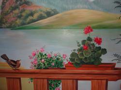 particolare dipinto