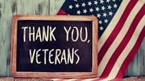 Thanks Veterans