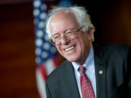 Bernie Sanders Makes History Becoming the First Candidate to Reach 1 Million Individual Donations Ev