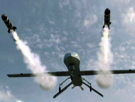 """The United States may have another """"Edward Snowden"""" on there hands: Enter the """"Drone"""