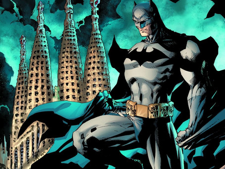 Batman takes on Police brutality, racial inequality and un-restrained capitalism