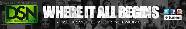 Where it all begins, your voice, your network